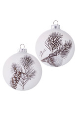 Pinecone Ball Ornament