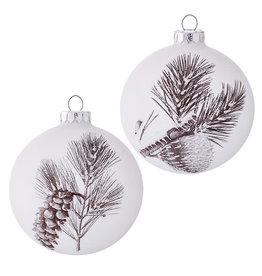 Pinecone Ball Ornament