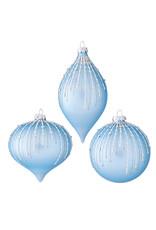 Glitter Pattern Ornament