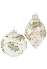Leaf Pattern Ornament