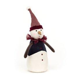 Jelly Cat Yule Snowman