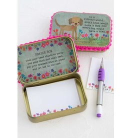 Natural Life Prayer Box - Perfect World Dog