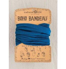 Natural Life Boho Bandeau - Teal