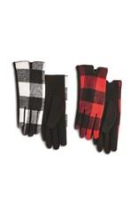 Buffalo Plaid Gloves