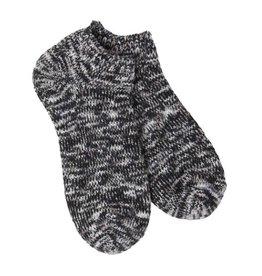 Crescent Sock Company Ragg Low Socks - Night