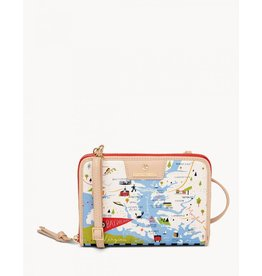 Spartina 449 Bay Dreams All-In-One Phone Crossbody