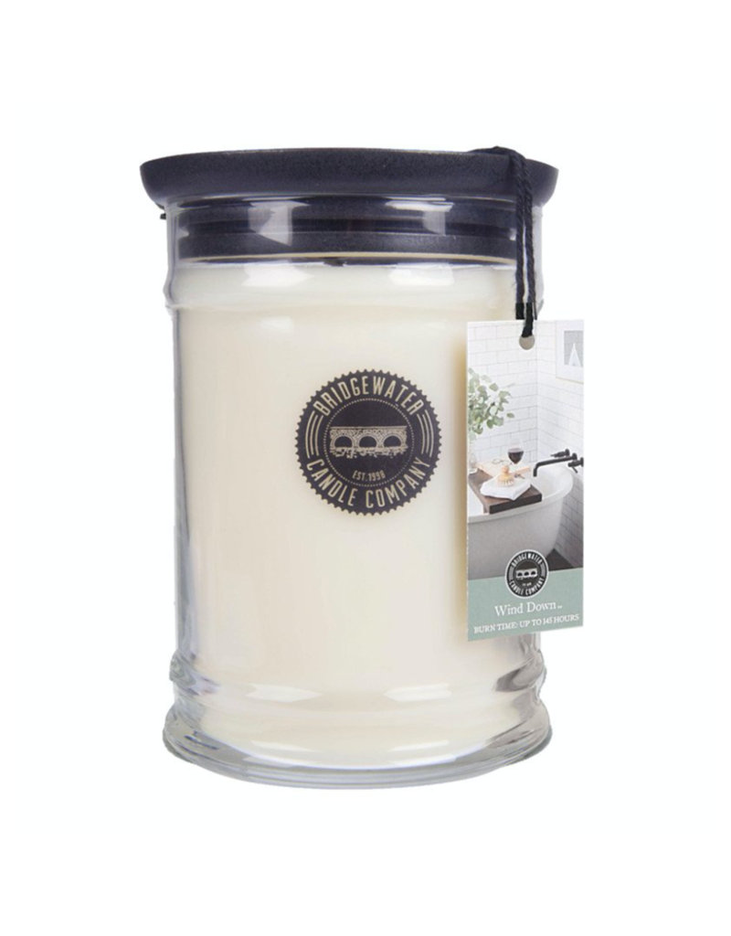 Bridgewater Candle Company Wind Down 8 oz Candle