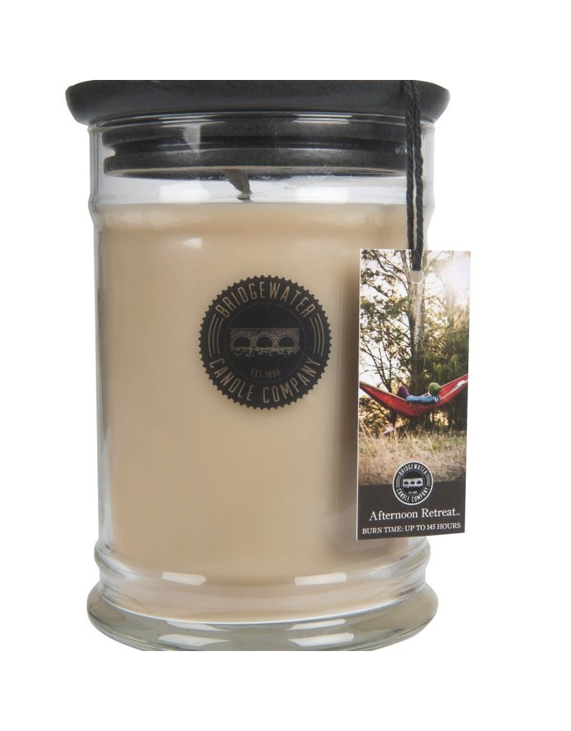 Bridgewater Candle Company Afternoon Retreat 18 oz Candle
