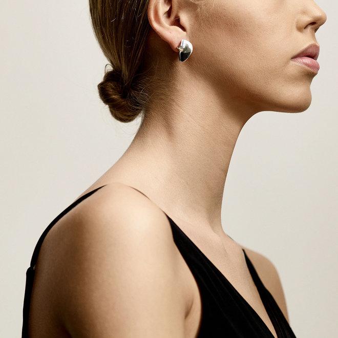Pilgrim Wisdom Wave Earrings