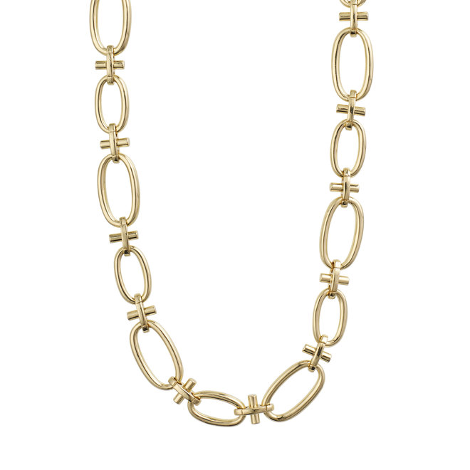 Pilgrim Wisdom Chain Link Necklace