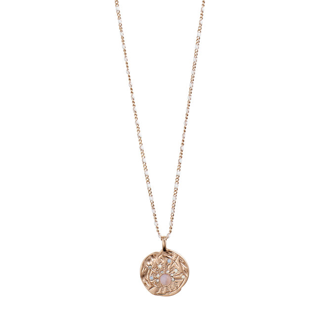 Pilgrim Joy Coin Necklace