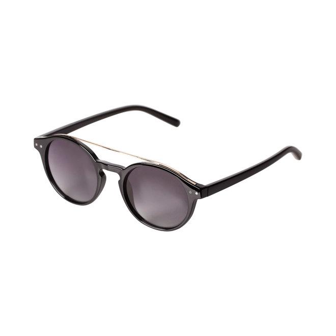 Pilgrim Black Carrie Sunglasses