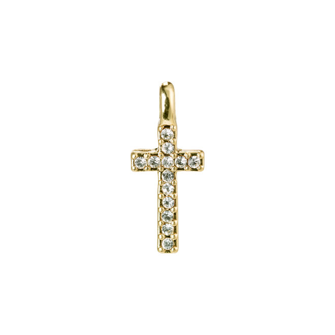 Pendentif Pilgrim Croix de cristal
