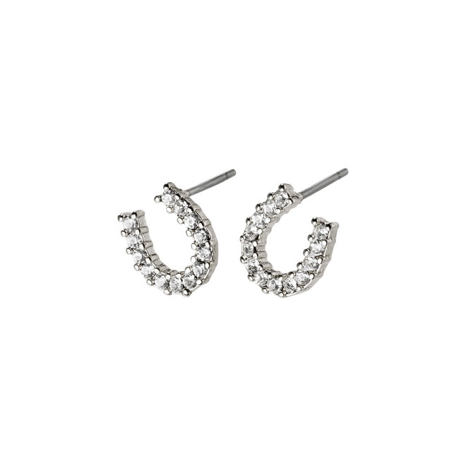 Pilgrim Leanna Crystal Stud Earrings