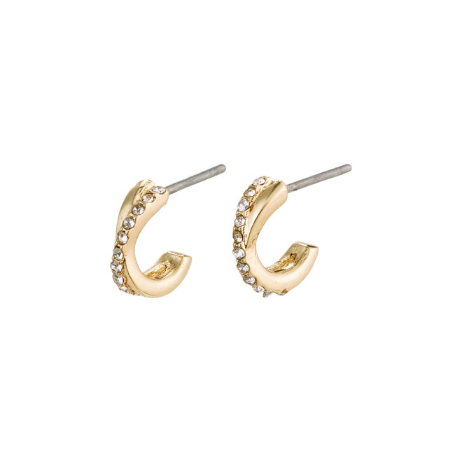 Boucles d'oreilles cristal Pilgrim Anouk