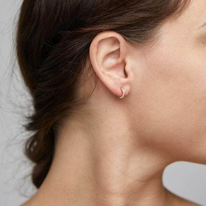 Pilgrim Anouk Crystal Earrings