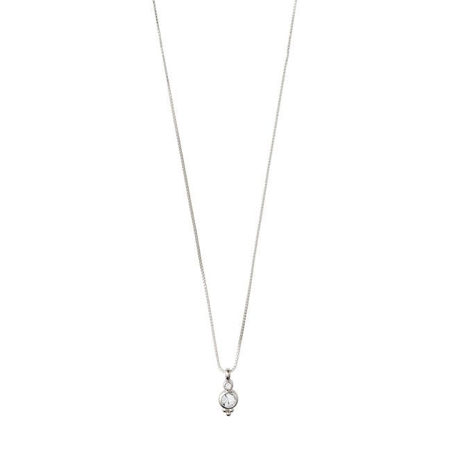 Pilgrim Gabrielle Crystal Necklace
