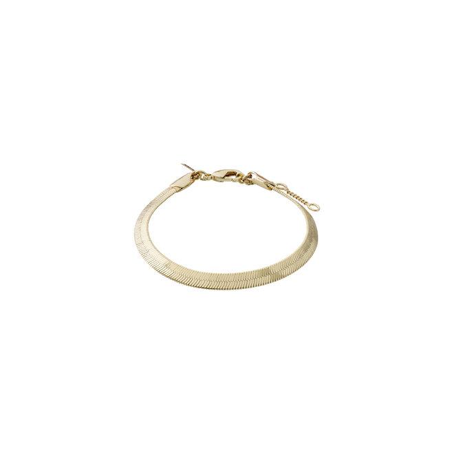 Bracelet en chaîne Pilgrim Serpent