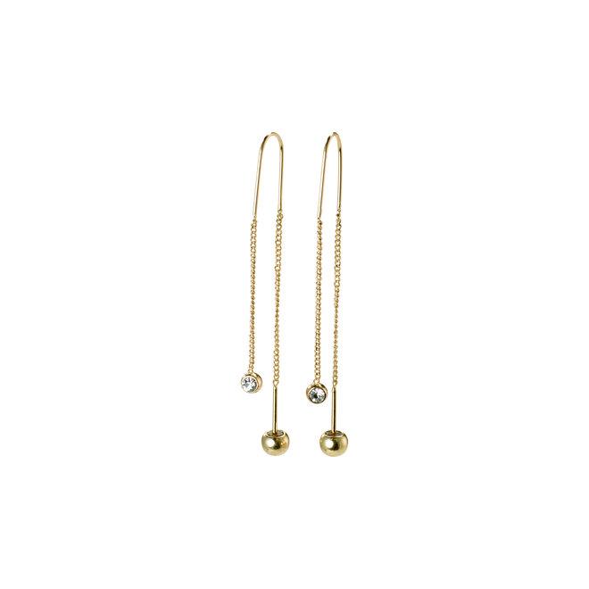 Boucles d'oreilles cristal Pilgrim Meg