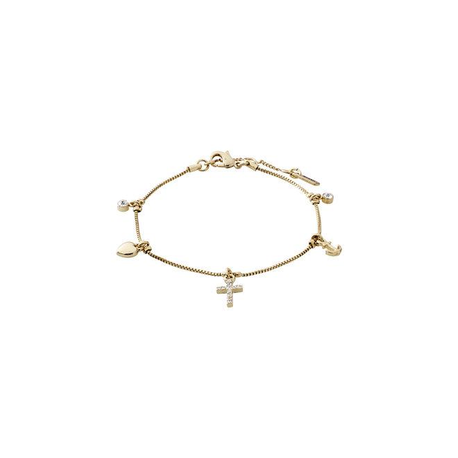 Pilgrim Anet Crystal Bracelet