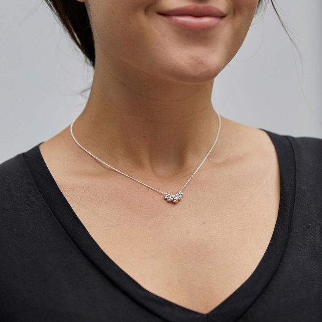 Pilgrim Solar System Necklace