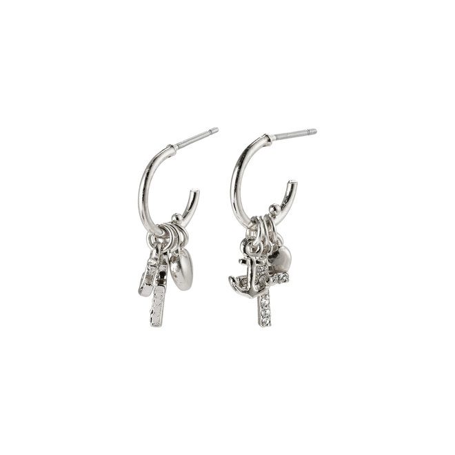 Boucles d'oreilles cristal Pilgrim Anet