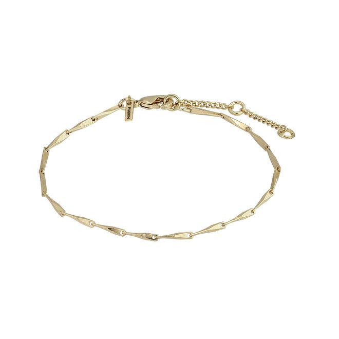 Pilgrim Ingot Classic Chain Bracelet