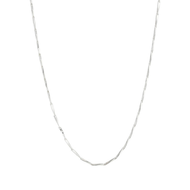 Pilgrim Ingot Classic Chain Necklace
