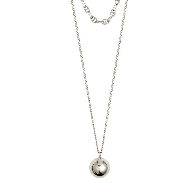 Pilgrim 2-in-1 Necklace Set Earth