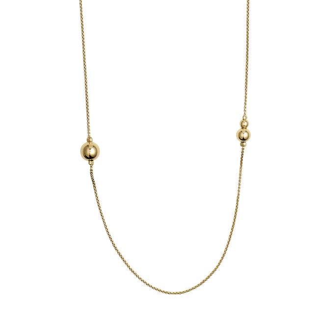 Pilgrim Necklace 90cm Earth