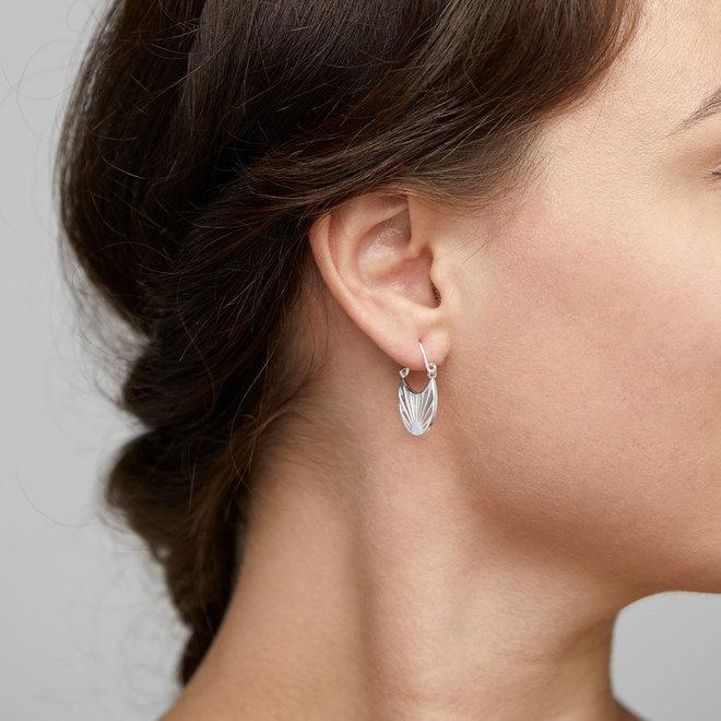Pilgrim Earrings Fire Element