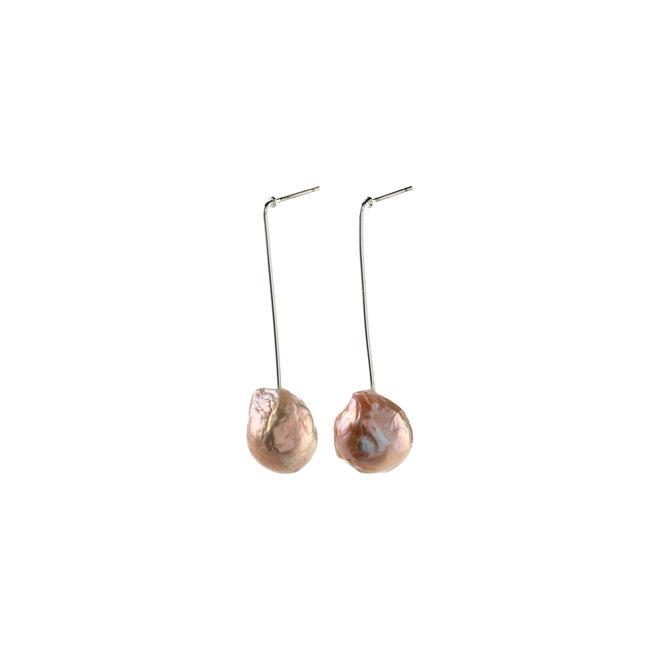 Boucles d'oreilles Pilgrim Eau