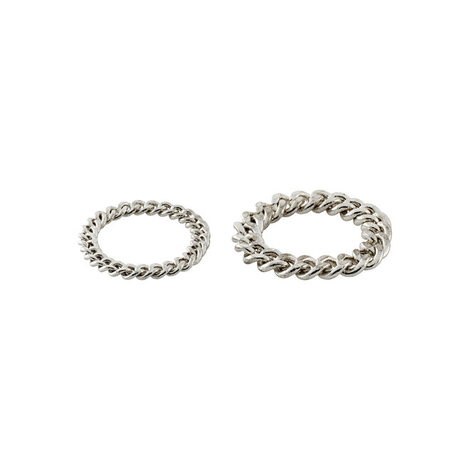 Pilgrim Chain Ring Set