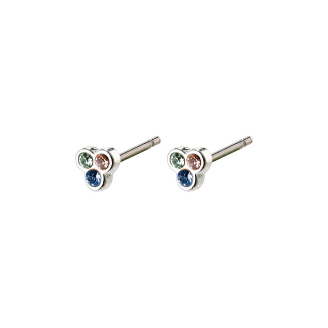 Pilgrim Caily Crystal Stud Earrings