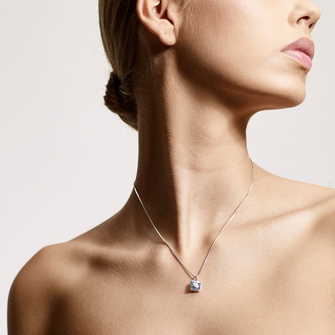 Pilgrim Wisdom Stone Necklace