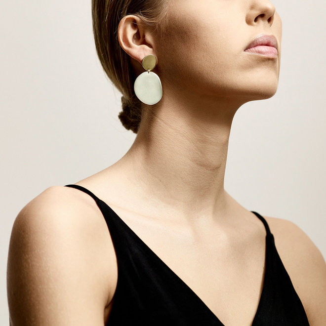 Pilgrim Love Earrings