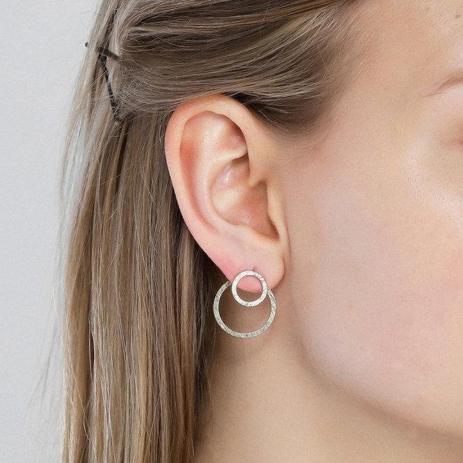 Pilgrim Zoey 2-in-1 Earrings