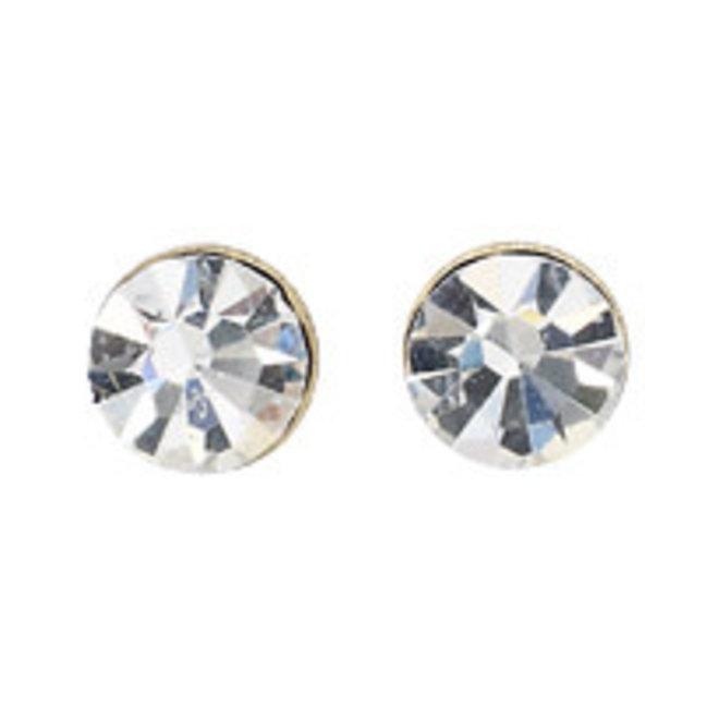 Pilgrim Nicola Crystal Stud Earrings