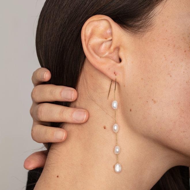 Boucles d'oreilles audacieuses Pilgrim Rán