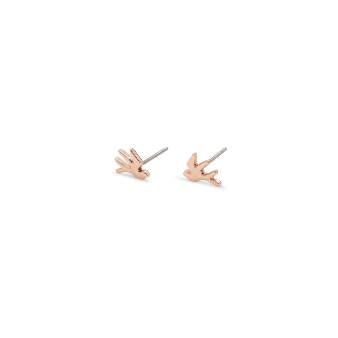 Pilgrim Zora Stud Earrings