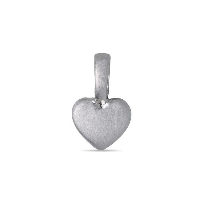 Pilgrim Charm Heart Pendant