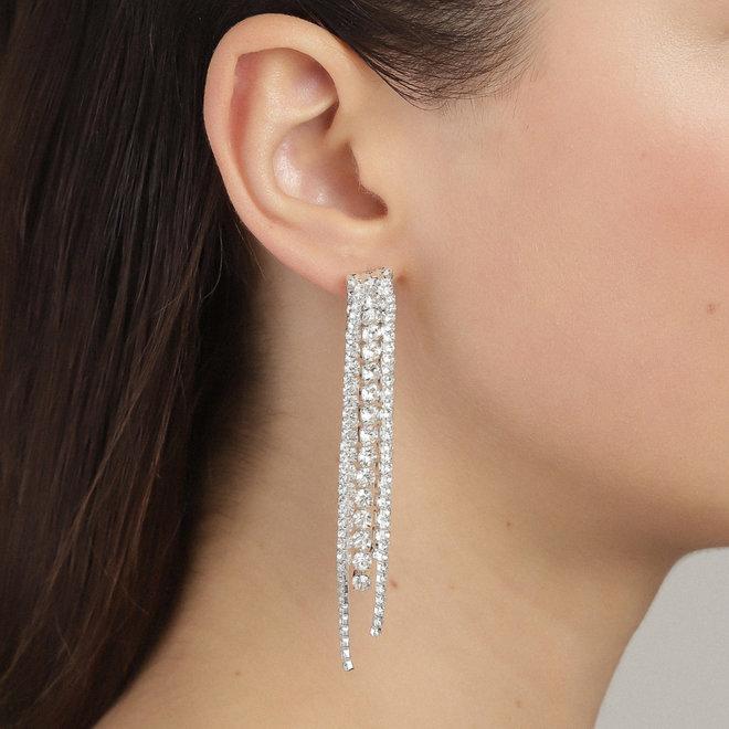 Pilgrim Rachel Crystal Earrings