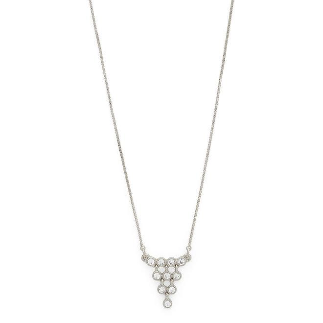 Pilgrim Lia Crystal Necklace