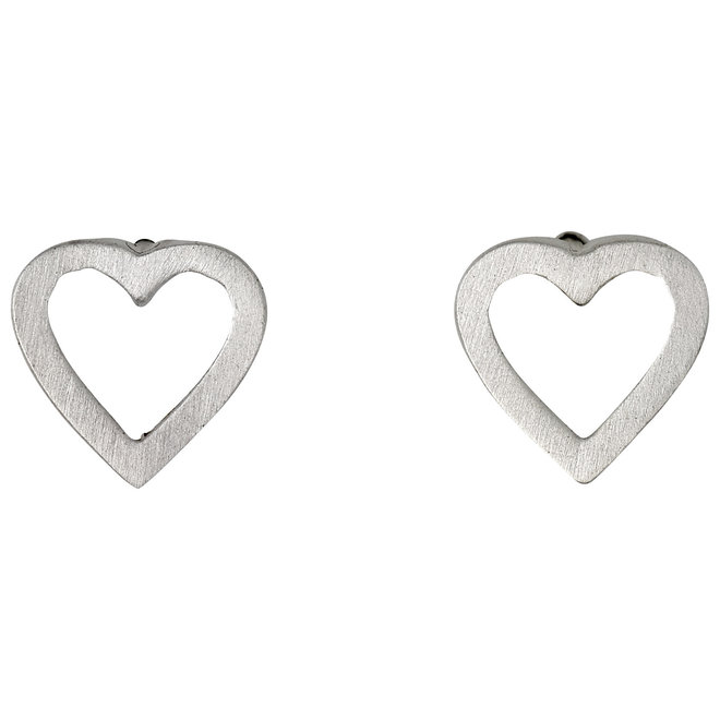 Pilgrim Sophia Cut-out Stud Earrings