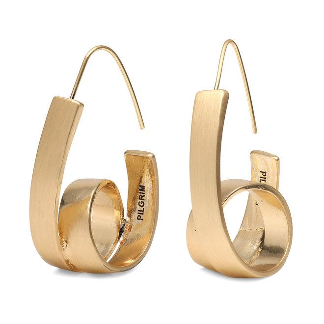 Pilgrim Erica Statement Earrings