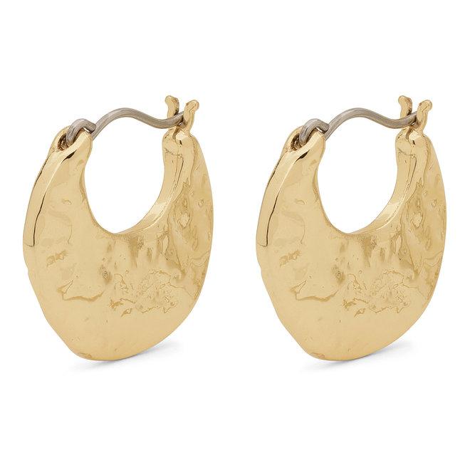 Pilgrim Marley Disc Earrings