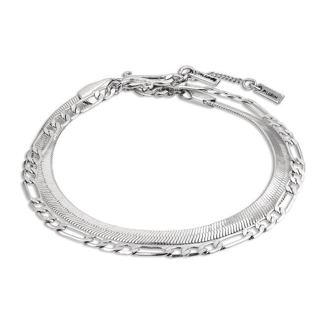 Ensemble de bracelet 2 en 1 Pilgrim Yggdrasil