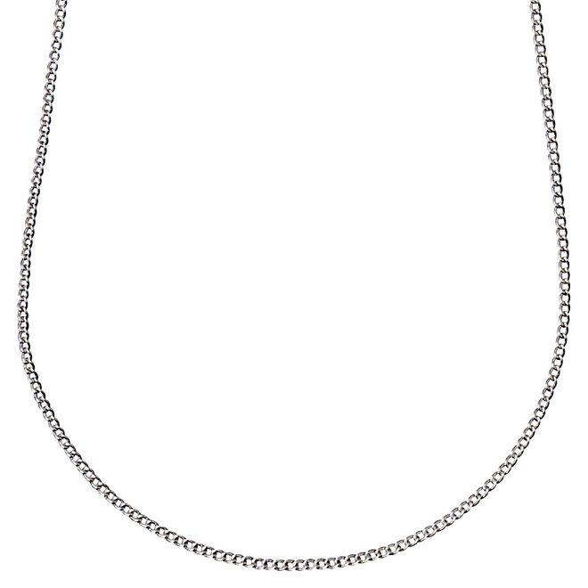 Pilgrim Esme Classic Chain Necklace 43 cm