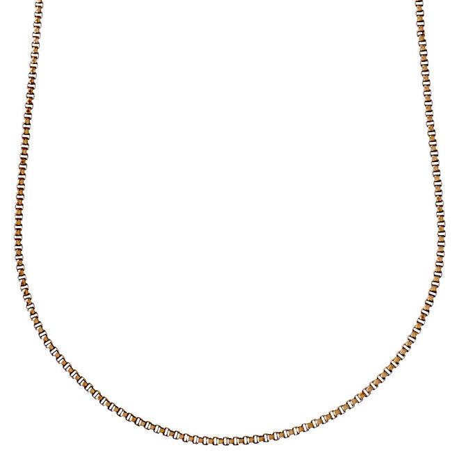 Pilgrim Nancy Classic Chain Necklace 60 cm