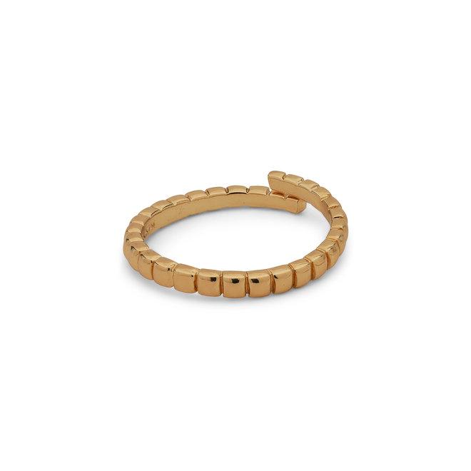 Pilgrim Lulu Cube Ring